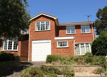 Thumbnail 4 bed detached house for sale in Spring Close, Lutterworth