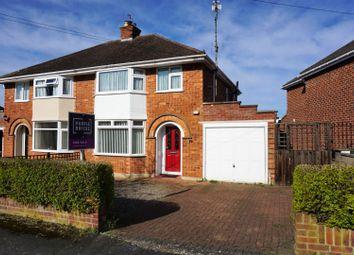 Thumbnail 3 bed semi-detached house for sale in Linden Close, Prestbury, Cheltenham