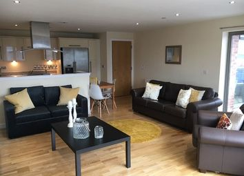 Thumbnail 2 bed penthouse to rent in Kelvinhaugh Street, Glasgow