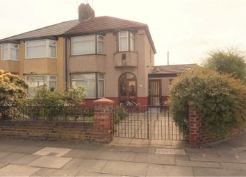 Thumbnail 3 bed semi-detached house for sale in Deysbrook Lane, Liverpool