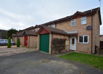 Thumbnail 2 bedroom end terrace house for sale in Bowness Way, Peterborough