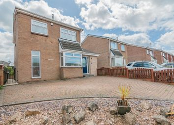 Thumbnail 3 bed detached house for sale in Yarwell Drive, Maltby, Rotherham