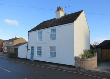 Thumbnail 3 bed detached house for sale in Hallcroft Road, Whittlesey, Peterborough