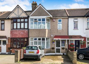 Thumbnail 3 bed terraced house for sale in Trelawney Road, Hainault
