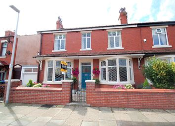Thumbnail 4 bedroom semi-detached house for sale in Queensway, Blackpool, Lancashire
