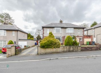Thumbnail 3 bed semi-detached house for sale in Grange Avenue, Barrowford, Nelson