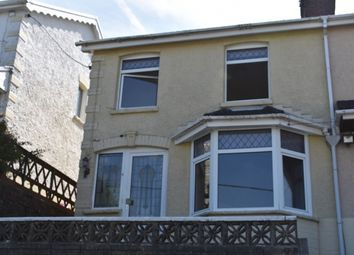 Thumbnail 3 bed semi-detached house to rent in Highland Terrace, Pontarddulais