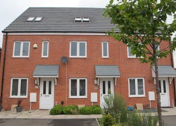 Thumbnail 3 bed terraced house for sale in Hatchford Brook Way, Birmingham