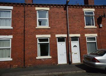 Thumbnail 2 bedroom terraced house for sale in Warwick Street, Wakefield