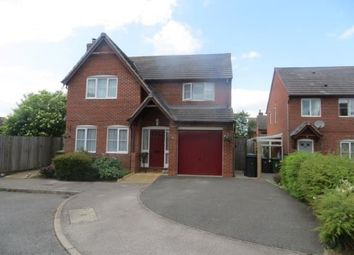 Thumbnail 4 bed detached house for sale in Hill Crest Farm Close, Warton, Tamworth, Staffordshire
