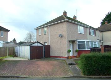 Thumbnail 2 bed semi-detached house for sale in Burlington Road, Mackworth, Derby
