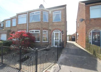 Thumbnail 3 bedroom semi-detached house to rent in Westfield Avenue, Beverley, East Riding Of Yorkshire