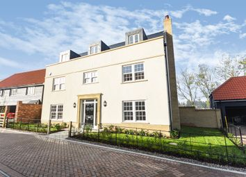 Thumbnail 5 bed detached house for sale in Rainbird Place, Coxtie Green Road, Pilgrims Hatch, Brentwood