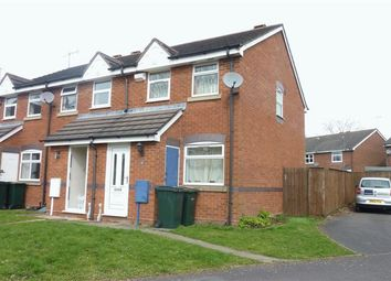 Thumbnail 2 bed end terrace house to rent in Waveley Road, Coundon, Coventry, West Midlands
