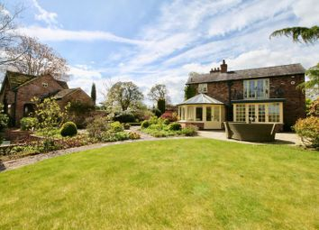 Thumbnail 5 bed country house to rent in Congleton Road, Siddington, Macclesfield