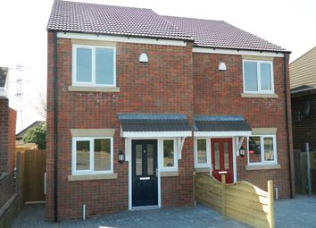 Thumbnail 3 bed semi-detached house to rent in King Charles Avenue, Walsall