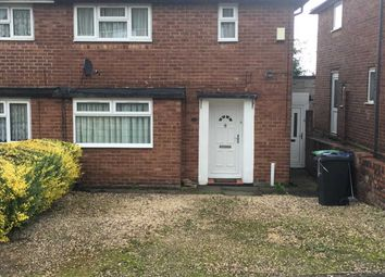 Thumbnail 2 bed semi-detached house to rent in Poplar Avenue, Tividale, Oldbury
