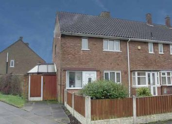 Thumbnail 2 bedroom town house for sale in Irvine Rd, Walsall, West Midlands
