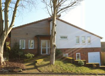Thumbnail 4 bed detached house for sale in Foxhill Close, High Wycombe