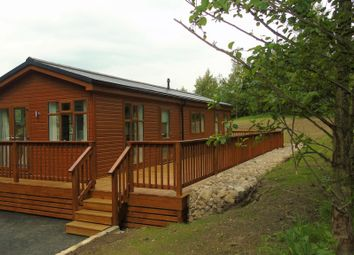 Thumbnail 2 bed mobile/park home for sale in Potto, Northallerton