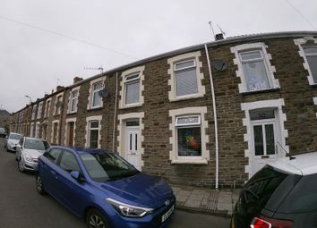 Thumbnail 3 bed terraced house for sale in Llewellyn Street, Gilfach, Bargoed