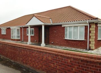 Thumbnail 4 bed detached bungalow for sale in Kenwood, Withernsea