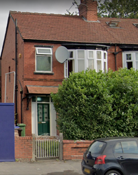 Thumbnail 3 bed semi-detached house to rent in Moseley Road, Burnage, Manchester