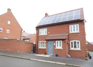 Thumbnail 3 bed semi-detached house for sale in Hope Way, Church Gresley