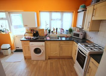 Thumbnail 4 bed terraced house to rent in Dersingham Avenue, London E12, Manor Park,