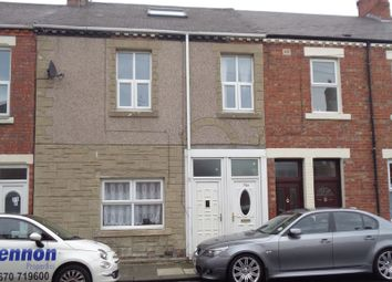 Thumbnail 3 bed flat to rent in William Street, Blyth