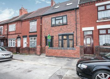 Thumbnail 4 bed terraced house for sale in Grove Road, Nuneaton