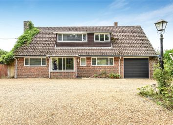 Thumbnail 5 bed detached house for sale in Belbins, Romsey, Hampshire