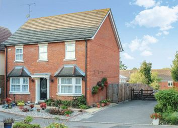 Thumbnail 4 bed detached house for sale in Camomile Drive, Wickford