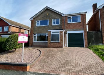 Thumbnail 5 bed detached house for sale in Hunters Road, Melton Mowbray