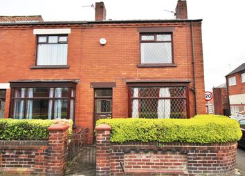 Thumbnail 2 bed terraced house to rent in Park Road, Springfield, Wigan