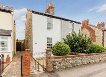 Thumbnail 2 bed semi-detached house for sale in Florence Road, Chichester