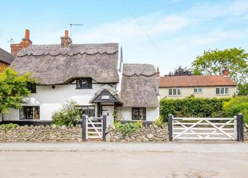 Thumbnail 2 bed detached house for sale in Brook Street, Wymeswold, Loughborough, Leicestershire