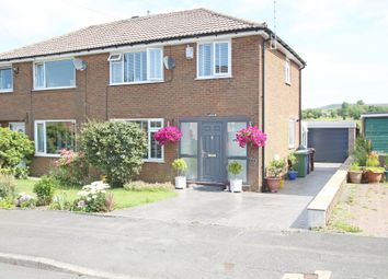 Thumbnail 3 bed semi-detached house for sale in Chatterton Drive, Baxenden, Accrington