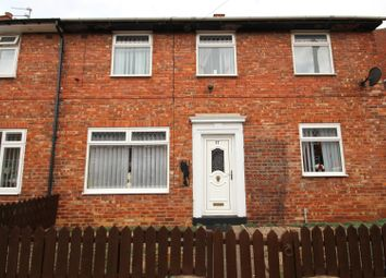 Thumbnail 3 bed terraced house for sale in Annand Road, Durham