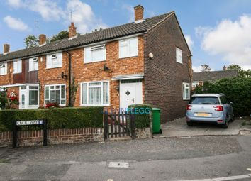 Thumbnail 3 bed end terrace house for sale in Cecil Way, Slough