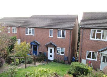 Thumbnail 2 bed semi-detached house for sale in Ravenscourt Walk, Shrewsbury