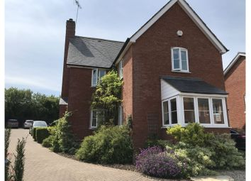Thumbnail 4 bed detached house to rent in Rowland Close, Leighton Buzzard