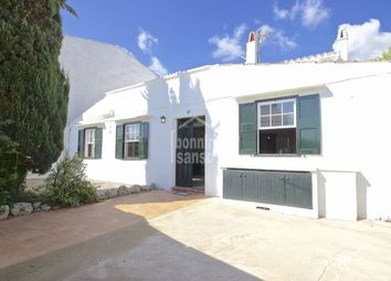 Thumbnail 4 bed town house for sale in Llumesanes, Mahon, Balearic Islands, Spain