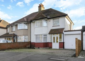 Thumbnail 4 bed semi-detached house to rent in Edgware HA8,