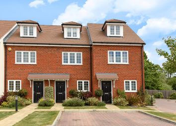 Thumbnail 3 bed town house for sale in Bisley, Surrey