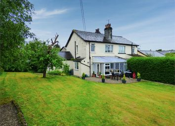 Thumbnail 4 bed semi-detached house for sale in Green Lane, Storth, Milnthorpe, Cumbria