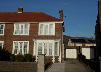 Thumbnail 3 bed semi-detached house for sale in Vivian Park Drive, Port Talbot, Neath Port Talbot.