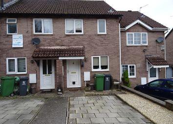 Thumbnail 2 bed terraced house for sale in Lauriston Park, Caerau, Cardiff.
