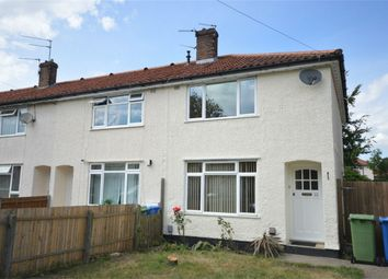 Thumbnail 3 bedroom end terrace house for sale in Cubitt Road, Norwich