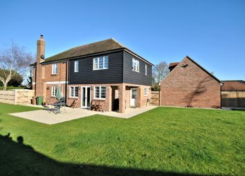 Thumbnail 5 bedroom detached house for sale in Main Road, Parson Drove, Wisbech
